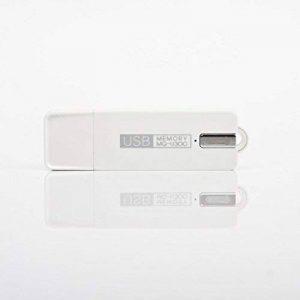 Esonic mQ-u300 clé uSB dictaphone avec activation de l'enregistrement par les bruits/mémoire interne 4Go) (blanc) de la marque E|Sonic image 0 produit