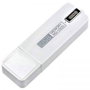Esonic MQ-U300 Clé USB dictaphone espion avec activation de l'enregistrement par les bruits jusqu'à 25 jours de la marque BriRe-Spytech® image 0 produit