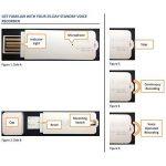 Esonic MQ-U300 Clé USB dictaphone espion avec activation de l'enregistrement par les bruits jusqu'à 25 jours de la marque BriRe-Spytech® image 2 produit