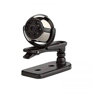 et Sq9Mini Camera HD 1080p Digital Camera Nuit Infrarouge Détection de Mouvement Micro Caméra 360degrés de Rotation contrôle Vocal Enregistreur vidéo de la marque TETE image 0 produit