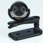 et Sq9Mini Camera HD 1080p Digital Camera Nuit Infrarouge Détection de Mouvement Micro Caméra 360degrés de Rotation contrôle Vocal Enregistreur vidéo de la marque TETE image 1 produit