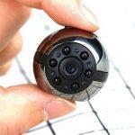 et Sq9Mini Camera HD 1080p Digital Camera Nuit Infrarouge Détection de Mouvement Micro Caméra 360degrés de Rotation contrôle Vocal Enregistreur vidéo de la marque TETE image 2 produit