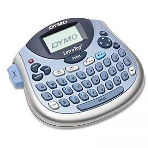 Etiqueteuse Dymo - Etiqueteuse de Bureau LetraTag LT-100T DYMO Impression Noir et Blanc de la marque Etiqueteuse Dymo image 0 produit