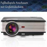 EUG HD WiFi Projecteur 3500 Lumens de la marque EUG image 1 produit