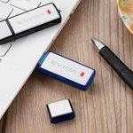 EVIDA USB Flash Drive Enregistreur vocal Mini petit disque 8G U avec fonction enregistreur(Enregistreur de lecteur flash_Bleu) de la marque EVIDA image 3 produit