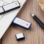 EVIDA USB Flash Drive Enregistreur vocal Mini petit disque 8G U avec fonction enregistreur(Enregistreur de lecteur flash_Nior) de la marque EVIDA image 2 produit