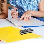 Evistr Portable Noir 8 Go Digital Audio Voice Recorder, lecteur de musique MP3, Dictaphone, Multifonctionnel Rechargeable Dictaphone Lecteur avec haut-parleur de la marque EVISTR image 4 produit
