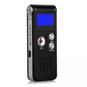 Evp Enregistreur 8Go Ghost Chasse Paranormal équipement Spirit Digital Voice Box dictaphone de la marque GS image 0 produit