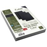 Exacompta Evercover 2783C Pack de 100F pour A4 270 g/m² Noir de la marque Exacompta image 3 produit