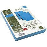Exacompta EVERCOVER Pack de 100F pour A4 270 g/m² Bleu de la marque Exacompta image 3 produit