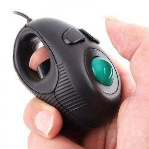 Eximtrade Mini Portable Poche Doigt Bague 4D Mini Trackball Souris de la marque Eximtrade image 0 produit