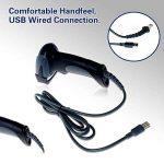 Eyoyo Lecteur Code Barre Wired Scanner QR Scanner de codes à barres Handheld Douchette 1D 2D USB CCD Barcode Reader (EY-001) de la marque Eyoyo image 2 produit