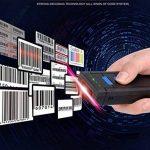 Eyoyo Mini Portable Lecteur de code barres Bluetooth Sans fil 1D QR Barcode Scanner 2D de la marque Eyoyo image 1 produit