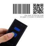 Eyoyo Mini Portable Lecteur de code barres Bluetooth Sans fil 1D QR Barcode Scanner 2D de la marque Eyoyo image 2 produit