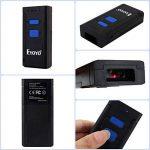 Eyoyo Mini Portable Lecteur de code barres Bluetooth Sans fil 1D QR Barcode Scanner 2D de la marque Eyoyo image 3 produit