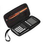 Faylapa Calculatrice graphique, Calculatrice graphique Housse de transport rigide Pochette de protection incluse Poche en filet incluse pour TI-83 Plus TI-84 Plus TI TI-84 Plus TI-89 Titane HP50G Et plus de la marque Faylapa image 2 produit