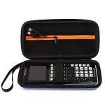 Faylapa Stockage de cas de transport pour la calculatrice graphique Texas Instruments TI-83 plus TI-84 plus CE EVA sac de voyage sac de protection (Blue) de la marque Faylapa image 1 produit