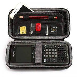 Faylapa Voyage Calculatrice Calculatrice Texas Instruments TI-Nspire Calculatrice CX/CAS Calculatrice Stockage Sacoche de voyage Sac de protection de la marque Faylapa image 0 produit
