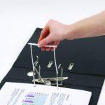Fellowes 0089701 Clips pour archives 10cm BankerBox - Blanc (lot de 100) de la marque Fellowes image 1 produit