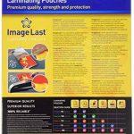 Fellowes 5307407 Pochettes de Plastification A4 125 microns par 100 de la marque Fellowes image 1 produit