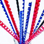 Fellowes 5346907 Anneaux de Reliure Plastique 14 mm Pack de 100 Noir de la marque Fellowes image 3 produit