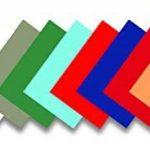 Fellowes 5371305 Delta - Pack de 100 A4 Couvertures de reliure Grain Cuir B29 - Bleu royal de la marque Fellowes image 2 produit
