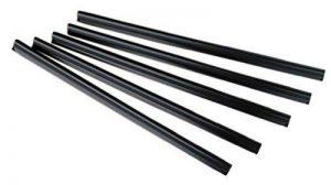 Fellowes 53830 Pack de 50 Baguettes de Reliure manuelle Relido 3-6 mm Noir de la marque Fellowes image 0 produit