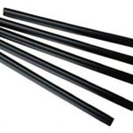 Fellowes 5384001 Pack de 50 Baguettes de reliure manuelle Relido 9-12 mm Noir de la marque Fellowes image 2 produit