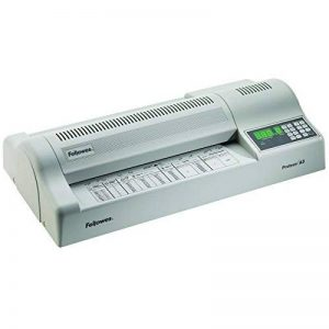 Fellowes 5709001 Proteus Plastifieuse de Documents A3 250 microns Gris de la marque Fellowes image 0 produit