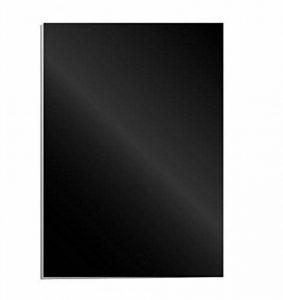 Fellowes Chromolux A4 5378504 couVertures de reliure brillantes pack de 100 Noir de la marque Fellowes image 0 produit