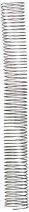Fellowes ESP036- Spirales métalliques pour reliure étape 5:1(59trous), 36mm de la marque Fellowes image 0 produit