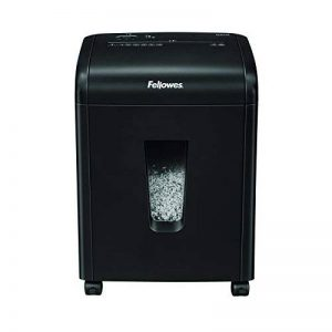 Fellowes Powershred 62Mc Destructeur de Documents 10 Feuilles Micro-particules - Technologie Safety Lock de la marque Fellowes image 0 produit