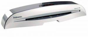 Fellowes Saturn 2 A3 5727101 Plastifieuse 230V EU Noir et Gris de la marque Fellowes image 0 produit