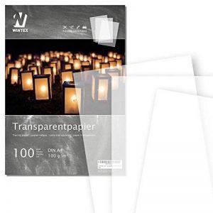 feuille a4 transparente TOP 9 image 0 produit