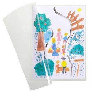 Feuilles de plastification à froid A4, sans machine, 3L Kids de la marque 3L Kids image 0 produit