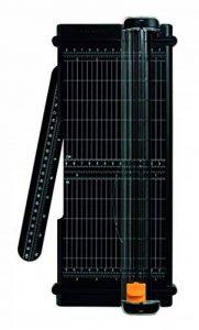 Fiskars 1004638 Massicot Résine Noir 15,5 x 38,5 x 2,2 cm de la marque Fiskars image 0 produit