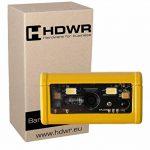 Fixe USB Petit Professional 1D / 2D lecteur de codes-barres, avancée, boîtier en métal, QR Code, AZTEC, MaxiCode, DataMatrix HD201 de la marque HDWR image 1 produit
