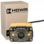 Fixe USB Professional 1D/2D lecteur de codes-barres scanner de codes Avancée, boîtier en métal, QR Code, AZTEC, MaxiCode, DataMatrix de la marque HDWR image 2 produit