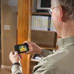 Flir C3 Caméra thermique de poche avec WiFi, Noir de la marque Flir image 4 produit