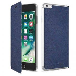 Follow Up - Étui [ Collection Silhouette ] pour Apple Iphone 6 Plus/6s Plus - Bleu Marine de la marque Follow Up image 0 produit
