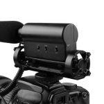 Fotga DV stéréo Microphone Mic pour caméra 3.5mm appareil photo reflex numérique Nikon D300S/D4/D35/D5100/D800/D3200/D7000 Canon 5D 5D3 7D 550D 60D 600D 5D 650D de la marque Fotga image 3 produit