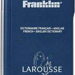 Franklin - BFQ-575 - Dictionnaire Électronique Larousse Français/Anglais de la marque Franklin image 1 produit