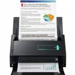 Fujitsu- ScanSnap iX500 Nuance Power - Noir - PA03656-B301 de la marque Fujitsu image 3 produit