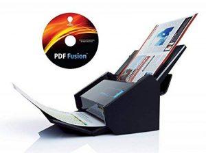 Fujitsu ScanSnap iX500Scanner Livré avec Corel PDF Fusion (600dpi, WiFi, USB 3.0, abbyy PDF finereader Mac/Win) sans Nuance Power PDF de la marque CHS image 0 produit