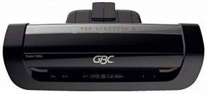 GBC 4402133ch Fusion Plus 7000l Noir de la marque GBC image 0 produit