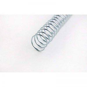 GBC 915106 Boîte de 100 Spirales métalliques 6 mm Noir de la marque GBC image 0 produit