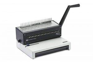 GBC CombBind C250Pro Relieuse A4, relie 450 feuilles, perfore 20 feuilles de la marque GBC image 0 produit