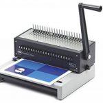 GBC CombBind C250Pro Relieuse A4, relie 450 feuilles, perfore 20 feuilles de la marque GBC image 1 produit