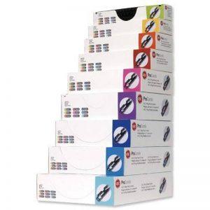 GBC Procomb Pack de 100 Reliures spirale plastique 8 mm Noir de la marque GBC image 0 produit
