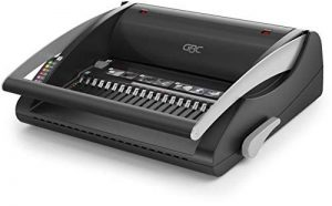 GBC Relieuse CombBind 200 - Perfore jusqu'à 20 feuilles - Relie jusqu'à 330 feuilles de la marque GBC image 0 produit